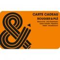 carte cadeau électronique orange