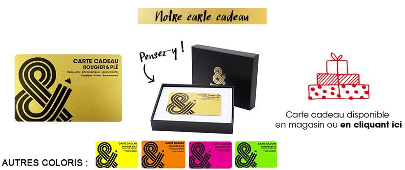 Carte Cadeau Rougier Plé